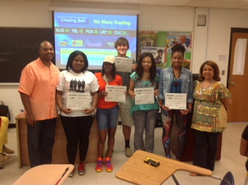 TRADERS: Stock Market Experience at WSSU